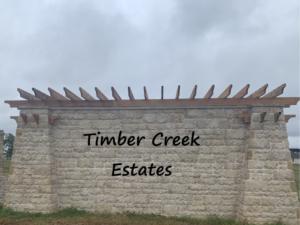 Timber Creek Correct Entrance